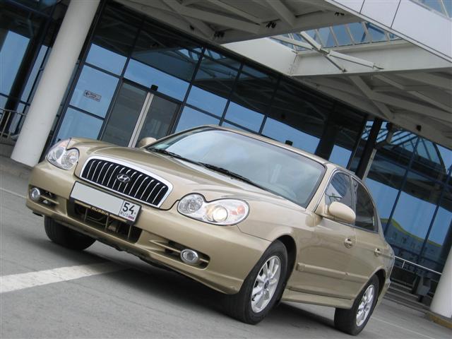 фото машины hyundai