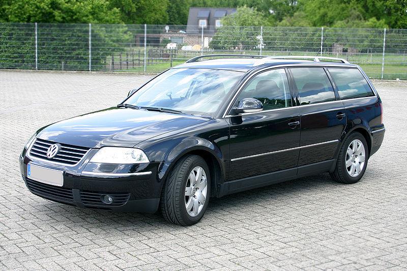 Volkswagen Passat B5 (Фолькс…
