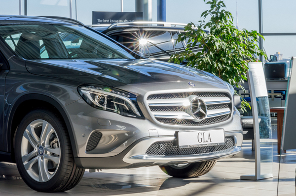Mercedes–Benz GLA
