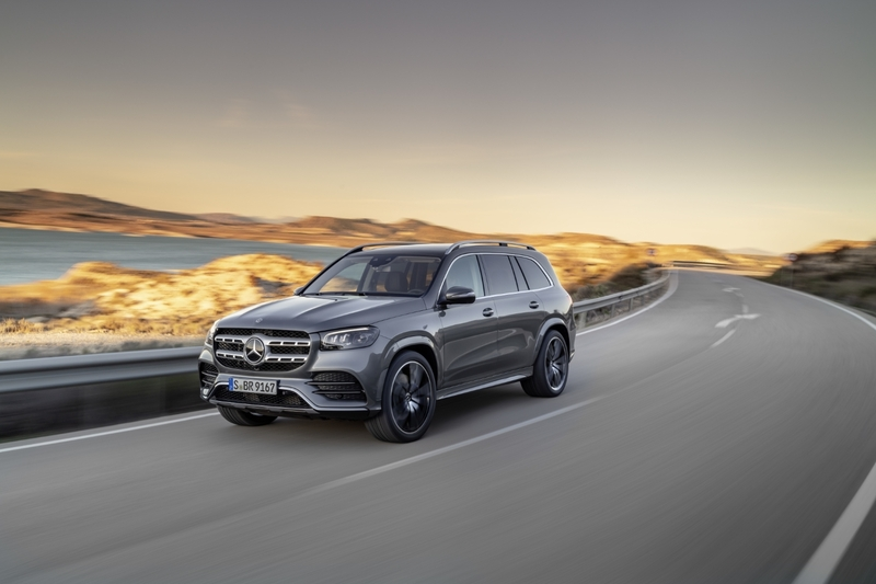 Mercedes-Benz GLS""